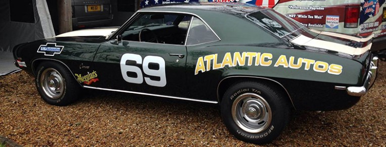 Atlantic Autos offer complete restoration, servicing and modifying for American cars. Our team have a true passion for American vehicles.